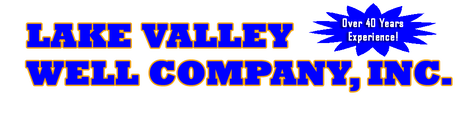 Lake Valley Well Company, Inc.